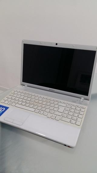 Laptop Sony Vaio - Placa Mãe Em Curto, Sem Hd