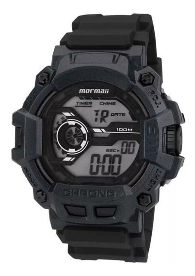 Relógio Mormaii Digital Masculino Mo1105ac8c Original