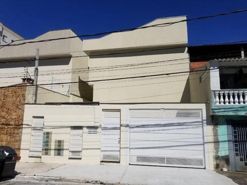 Sobrado Com 2 Dormitórios À Venda, 69 M² Por R$ 320.000,00 - Vila Jacuí - São Paulo/sp - So2900