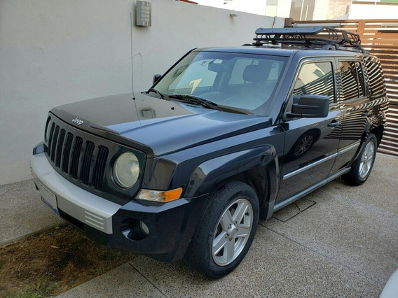 Jeep Patriot Limited Negra 2010 Excelente