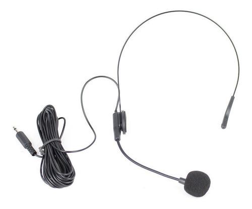 Microfone Heeadset 750r Leson C/cabooo
