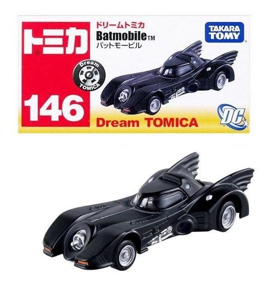Batmobile - Batmóvel Batman #146 - Dream Tomica - 1/64 Tomy