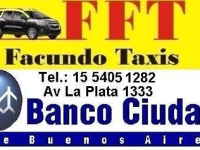 Taxi Fiat Siena Fire 2013 Gnc Taxis Con Licencias De Taxis