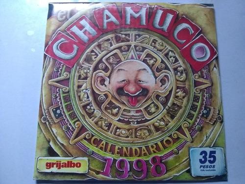 Imagen 1 de 5 de Lp El Chamuco 1998 Rius Fisgón Grijalbo Nuevo Acetato