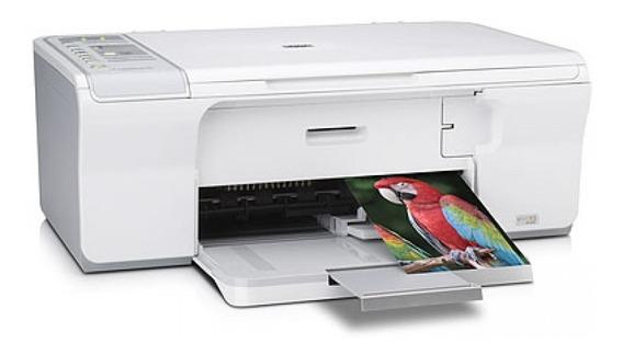 Impressora E Scanner Hp Deskjet F4280 Funcionando 100%