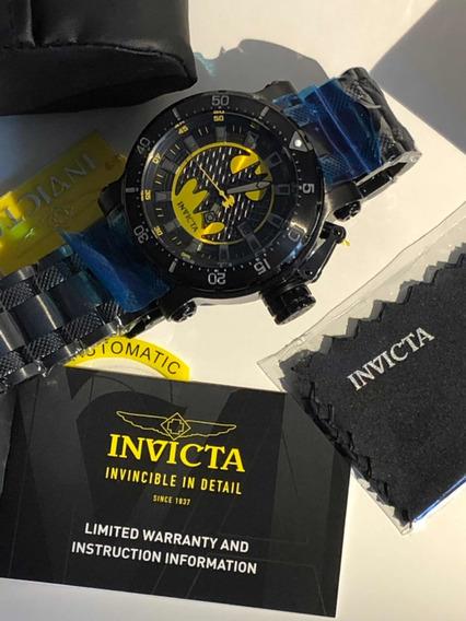 Relógio Invicta Batman Edição Limitada