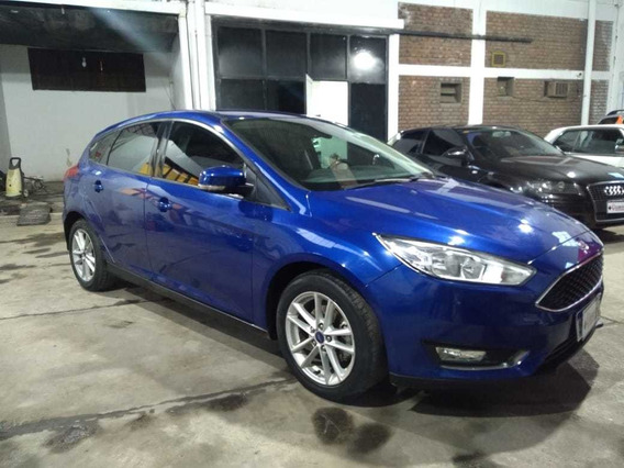 Ford Focus Iii 2.0 Se Plus. Año 2017.unica Mano.-