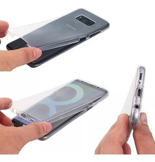 Funda 360° Transparente Samsung M20
