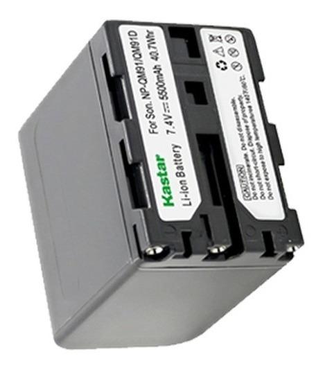 Bateria Np-qm91 / Np-fm90 Para Modelos Sony