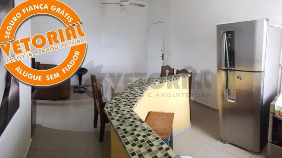 Apartamento Residencial Para Locação, Jardim Aruan, Caraguatatuba. - Ap0048