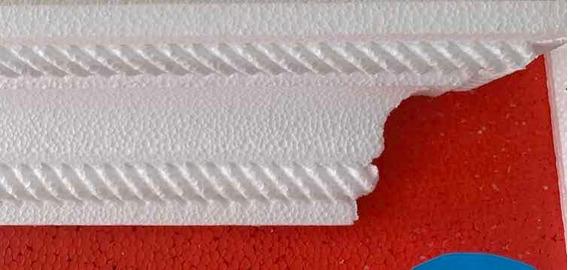 Molduras De Unicel 10cm X 1.22m Especiales