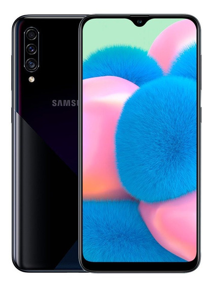 Samsung Galaxy A30s Oficial 64gb 4gb Triple Cám 25mp Loi
