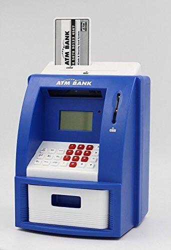 Teller Atm Bank Perfect Toy Para Infundir Habitos De Ahorro