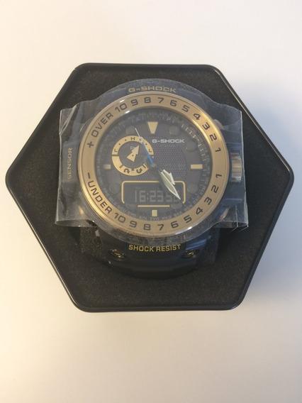 Relógio Casio G-shock Gulfmaster Gwn-1000gb-1adr