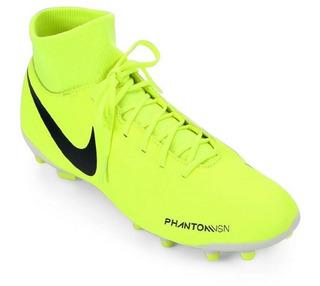 Chuteira Campo Nike Phantom Vision Club Fg