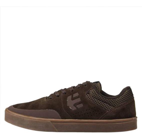 Tênis Skate Etnies Marana Dark Brown/gum Original