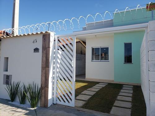 Bonita Casa Lado Praia Em Itanhaém! Cod. 277