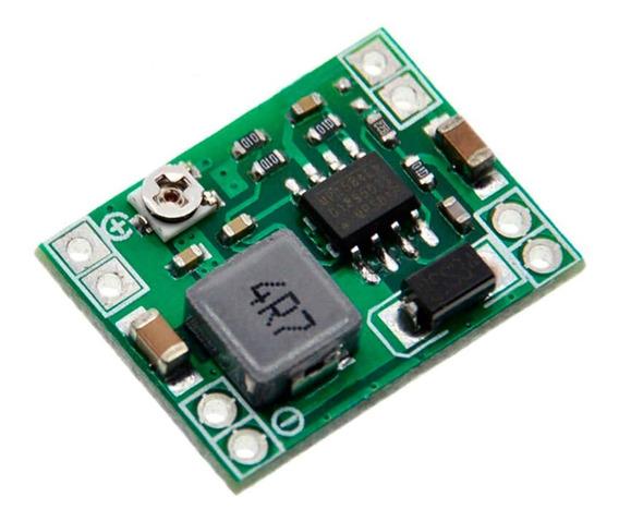 Modulo Regulador Mp1584 Voltaje Step Down 3a0.8~25v Arduino