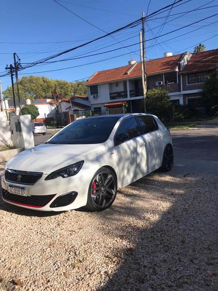 Peugeot 308 1.6 S Gti 270 Hp