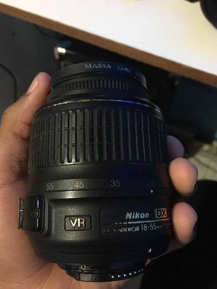 Lente Nikon 18-55mm / 18-135mm