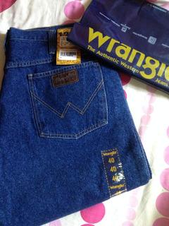 Jeans Wrangler 13mwz Original. Talla 40