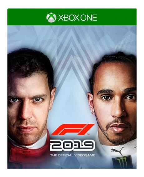 F1 2019 Formula 1 19 Xbox One Digital Online