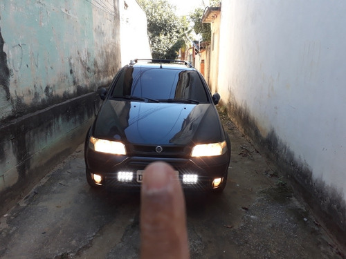 Imagem 1 de 11 de Fiat Strada 2002 1.6 16v Adventure Ce 2p