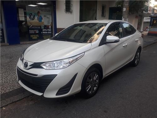 Imagem 1 de 14 de Toyota Yaris 1.5 16v Flex Sedan Xl Plus Connect Multidrive