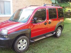 Fiat Doblo 1.8 Adventure Estrada Real 5p 2005