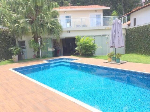 Casa Com 4 Dormitórios À Venda, 378 M² Por R$ 2.150.000,00 - Parque Dos Principes-sp - Ca14163