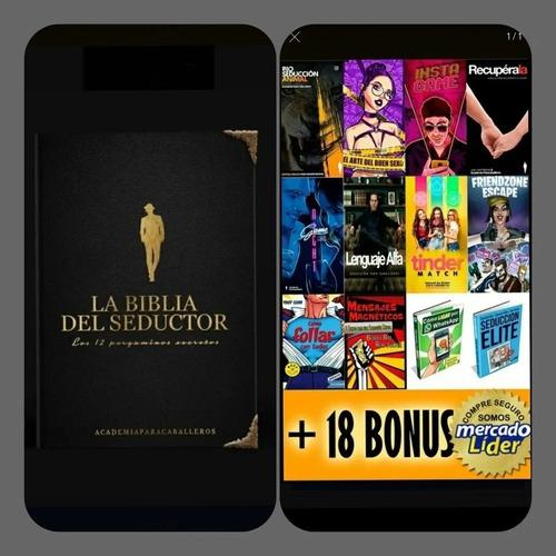 La Bibliª Del Seductór +50 Libros De Seduccion