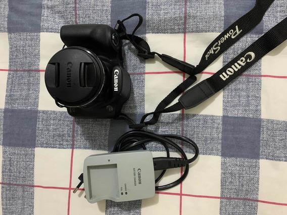Câmera Digital Canon Powershot Sx 530 Hs
