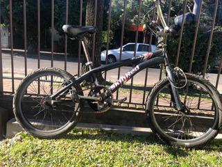 Bicicleta Bmx Freestyle Rodado 20 Skinred