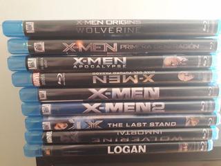 Saga De X-men Blu Ray