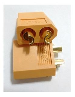 Plug Conector Xt60 (par) Modelismo Eletrico
