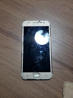 Samsung Galaxy J5 4g Sm-j500m/ds 16gb Com Carregador