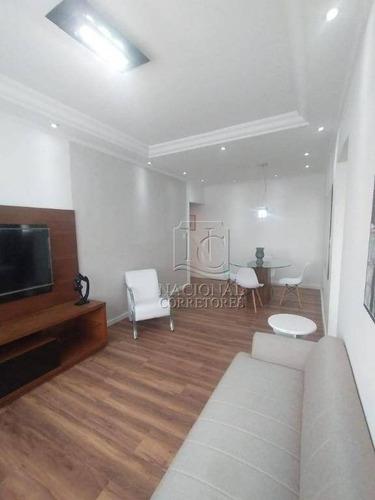 Apartamento À Venda, 66 M² Por R$ 288.000,00 - Vila Assis Brasil - Mauá/sp - Ap11986