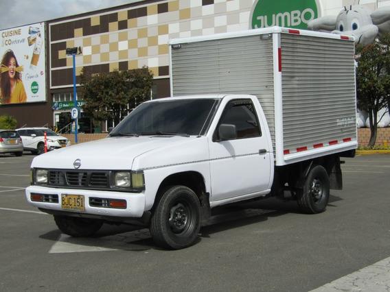 Nissan D-21 Tipo Furgon Mt 2400