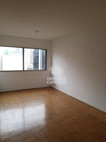 Imagem 1 de 21 de Apartamento Com 3 Dormitórios À Venda, 82 M² Por R$ 748.000 - Pinheiros - São Paulo/sp - Ap3835