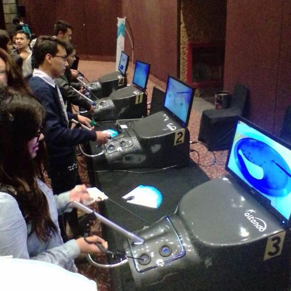 Simuladores Para Laparoscopía
