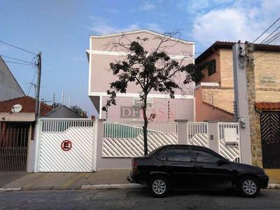 Lindo E Espaçoso Sobrado Com 3 Dormitórios À Venda, 92 M² Por R$ 380.000 - Vila Ré - São Paulo/sp - So2901