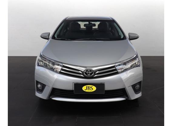 Corolla 2.0 Xei 16v Flex 4p Automático 32463km