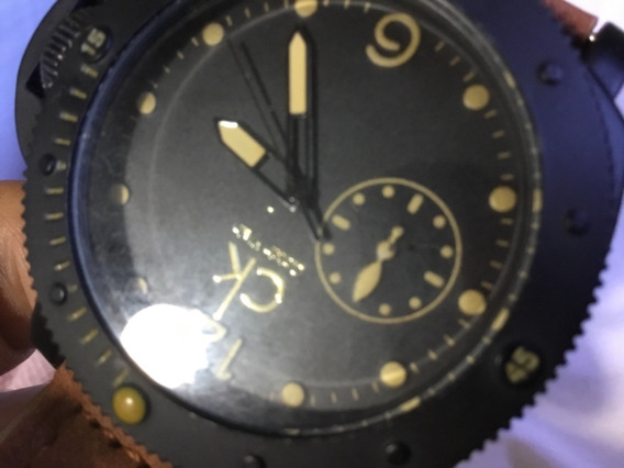 Relógio Kalvin Clein, Grande