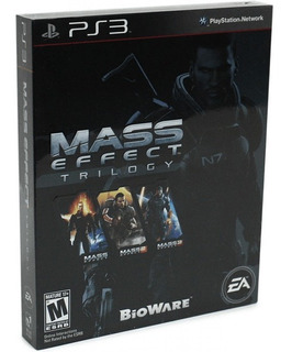 Mass Effect Trilogy Fisico - Audiojuegos