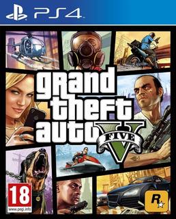 Grand Theft Auto 5 Gta V Primario Digital