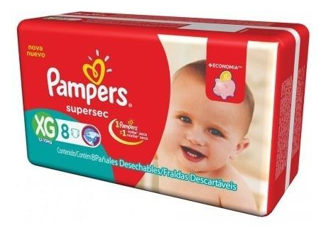 85df233b4 Pampers Xg Verdes - Pañales Pampers Descartable en Mercado Libre ...