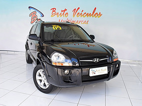 Hyundai Tucson 2.0 Mpfi Gl 16v 2wd Gasolina 4p Manual 2009
