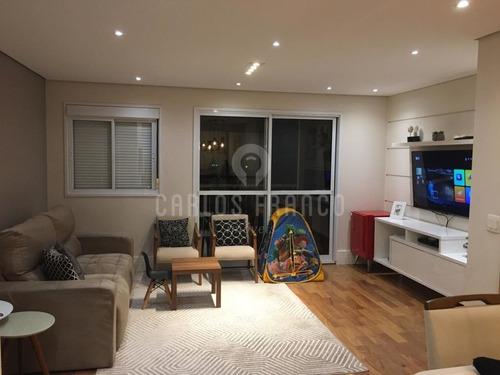 Imagem 1 de 15 de Apartamento Na Cursino 84 Metros - Cf65017