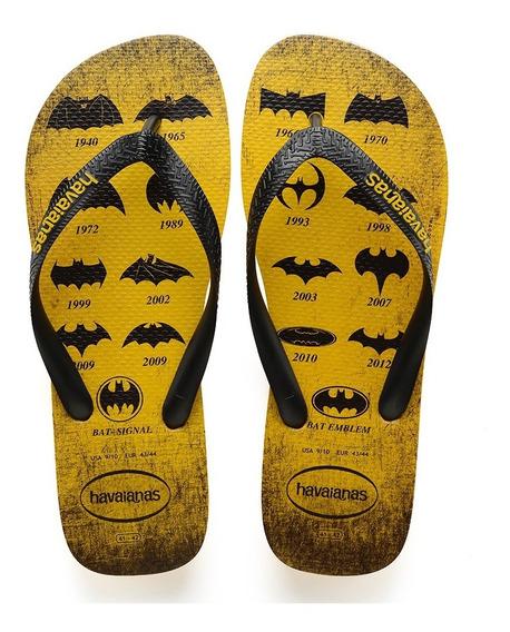 Zonazero Havaianas Ojotas Batman Hombre Originales