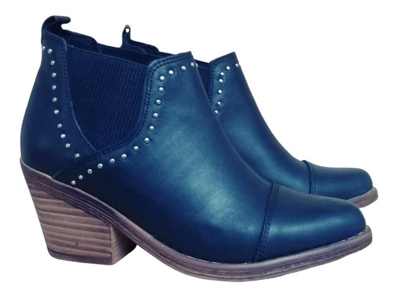 Botineta Dama Savage Bota Mujer Zapato Moda Ultra Liviano